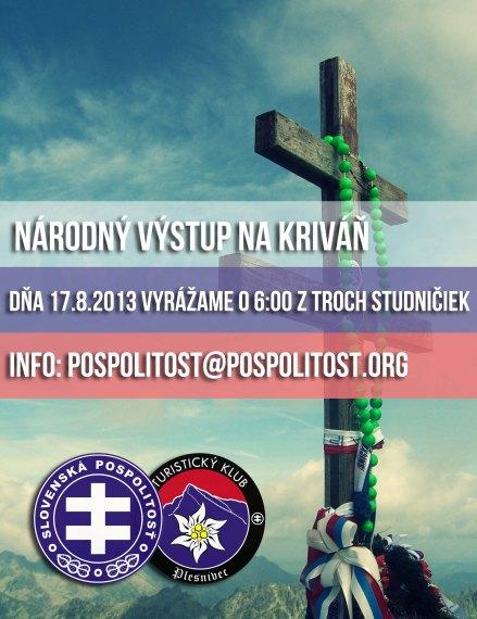 kriváň2013