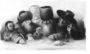 židovskí obchodníci